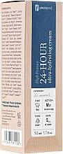 Парфюми, Парфюмерия, козметика Овлажняващ крем за мъже - Phenome High Potency 24-Hour Ultra-Hydrating Cream
