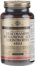 Парфюми, Парфюмерия, козметика Комплекс хранителни добавки - Solgar Glucosamine Hyaluronic Acid Chondroitin MSM