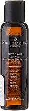 Парфюми, Парфюмерия, козметика Маслен коктейл от маслина и екстракт от алое - Philip Martin's Olive & Aloe Oil