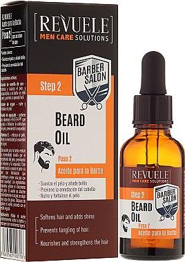 Масло за брада - Revuele Men Care Barber Salon Beard Oil — снимка N1