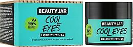 """Парфюмерия и Козметика Пачове за очи """"Cool Eyes"""" - Beauty Jar Liquid Eye Patches"""