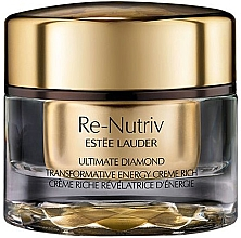 Парфюмерия и Козметика Крем за лице - Estee Lauder Re-Nutriv Ultimate Diamond Transformative Energy Creme Rich