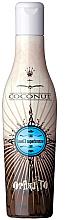 Парфюмерия и Козметика Мляко за солариум за интензивен тен - Oranjito Level 3 Coconut