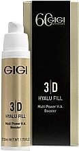 Парфюмерия и Козметика Крем-филър за запълване на бръчки - Gigi 3D Hyalu Fill Multi Power H.A. Booster