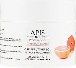"Парфюми, Парфюмерия, козметика Сол за ръце ""Грейпфрут"" - APIS Professional Grapefruit terApis Salt for Hands"