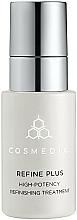 Парфюмерия и Козметика Високо ефективен серум за лице - Cosmedix Refine Plus High Potency Refinishing Treatment