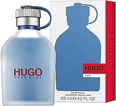 Парфюмерия и Козметика Hugo Boss Hugo Now - Тоалетна вода