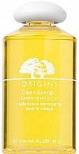 Парфюмерия и Козметика Енергизиращо почистващо масло за лице - Origins Clean Energy Gentle Cleansing Oil