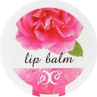 "Балсам за устни ""Роза"" - Hristina Cosmetics Lip Balm"
