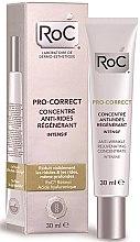 Парфюми, Парфюмерия, козметика Подмладяващ концентрат за лице - RoC Pro-Correct Anti-Wrinkle Rejuvenating Concentrate Intensive