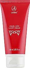 Парфюмерия и Козметика Перлен крем за лице против първи признаци на стареене - Lambre Pearl Line Light Cream
