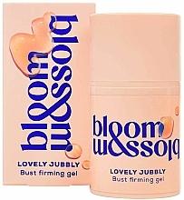 Парфюмерия и Козметика Стягащ гел за бюст - Bloom & Blossom Wonder Lovely Jubbly Bust Firming Gel