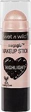 Парфюми, Парфюмерия, козметика Стик-хайлайтър за лице - Wet N Wild MegaGlo Makeup Stick Highlight