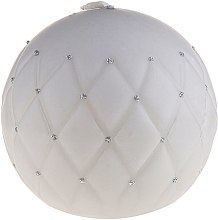 Парфюми, Парфюмерия, козметика Декоративна свещ, сива, 10см - Artman Florence Mat