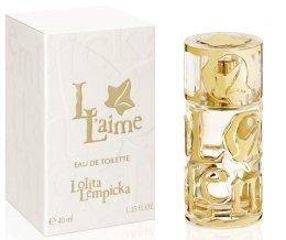 Парфюми, Парфюмерия, козметика Lolita Lempicka L L'aime - Тоалетна вода