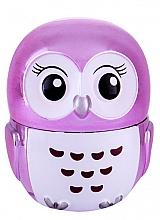 Парфюмерия и Козметика Балсам за устни със захарен памук - Cosmetic 2K Lovely Owl Metallic Cotton Candy Balm
