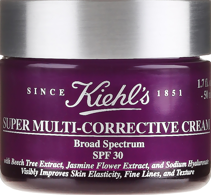 Мултикоригиращ антистареещ крем за лице - Kiehl`s Super Multi Corrective Cream SPF30 — снимка N1