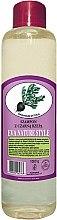 Парфюмерия и Козметика Шампоан за коса с екстракт от черна ряпа - Eva Natura Nature Style Shampoo With Black Turnip