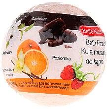 Парфюми, Парфюмерия, козметика Бомбичка за вана, оранжева - Belle Nature