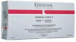 Парфюми, Парфюмерия, козметика Терапия против косопад - Kerastase Specifique Cure Intensive AntiChute Aminexil