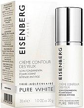 Парфюми, Парфюмерия, козметика Крем за околоочния контур - Jose Eisenberg Pure White Eye Contour Cream