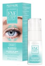 Парфюми, Парфюмерия, козметика Околоочна успокояваща гел-маска - Floslek Eye Care Expert Soothing Gel Mask For The Eye Area
