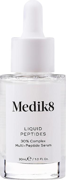 Серум за лице с течни пептиди - Medik8 Liquid Peptides