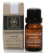 "Парфюми, Парфюмерия, козметика Етерично масло ""Жасмин"" - Apivita Aromatherapy Organic Jasmine Oil"