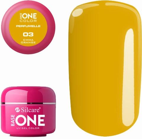 Ароматизиран гел за нокти - Silcare Base One Perfumelle UV Gel Color