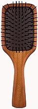 Парфюми, Парфюмерия, козметика Мини четка за коса - Aveda Wooden Mini Paddle Brush