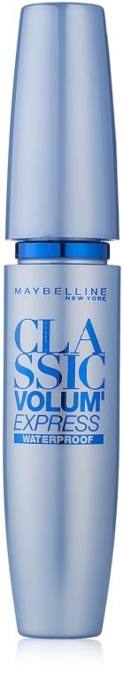 Спирала за мигли - Maybelline Volum Express Waterproof — снимка N1