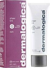Парфюмерия и Козметика Овлажняващ тониращ крем за лице - Dermalogica Daily Skin Health Sheer Tint SPF20