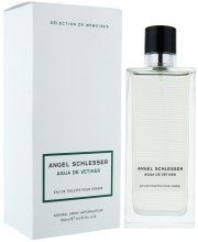 Парфюми, Парфюмерия, козметика Angel Schlesser Agua de Vetiver - Тоалетна вода (тестер с капачка)