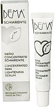 Парфюмерия и Козметика Интензивен избелващ серум за лице - Bema Cosmetici Bema Love Bio Concentrated Skin Lightening Serum
