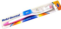 Парфюмерия и Козметика Мека четка за зъби Rebi-Dental M46 - Mattes