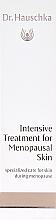 Парфюмерия и Козметика Хормонална грижа за лице при менопауза - Dr. Hauschka Intensive Treatment for Menopausal Skin