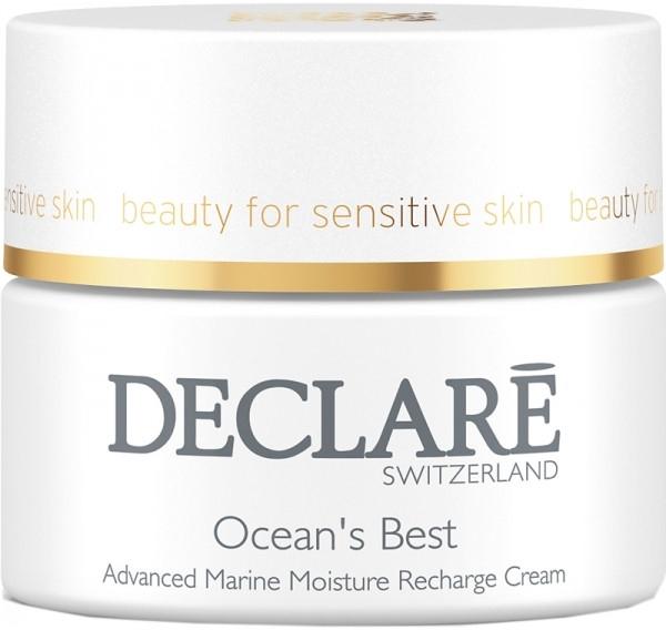 Интензивно овлажняващ крем с моркси екстракт - Declare Ocean's Best Advanced Marine Moisture Recharge Cream — снимка N1