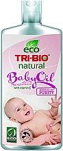 Парфюмерия и Козметика Детско масло за тяло - Tri-Bio Natural Baby Oil