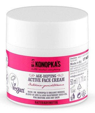 Крем за лице при първи признаци на стареене - Dr. Konopka's Age-Defying Active Face Cream — снимка N2