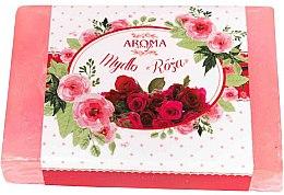 Парфюми, Парфюмерия, козметика Сапун с аромат на роза - Delicate Organic Aroma Soap