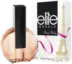 Парфюмерия и Козметика Elite Model Attitude Paris Baby - Тоалетна вода (тестер с капачка)