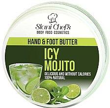 Парфюмерия и Козметика Масло за ръце и крака - Stani Chef's Hand And Foot Butter Icy Mojito