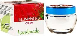 Парфюмерия и Козметика Изсветляващ крем за лице - Hristina Cosmetics Handmade Illuminating Cream
