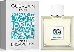 Парфюми, Парфюмерия, козметика Guerlain L'Homme Ideal Cologne - Тоалетна вода