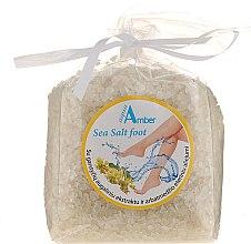 Парфюми, Парфюмерия, козметика Соли за крака с екстракт от горчица - Aqua Amber Sea Salt Foot