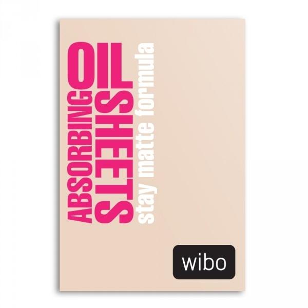 Матираща листчета за лице - Wibo Oil Absorbing Sheets