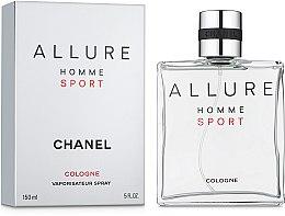 Парфюми, Парфюмерия, козметика Chanel Allure homme Sport Cologne - Одеколони