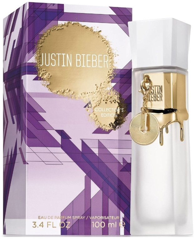 Justin Bieber Collector's Edition - Парфюмна вода — снимка N1