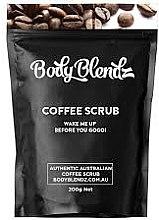 """Парфюми, Парфюмерия, козметика Скраб за тяло """"Кафе"""" - Body Blendz Coffee Scrub"""