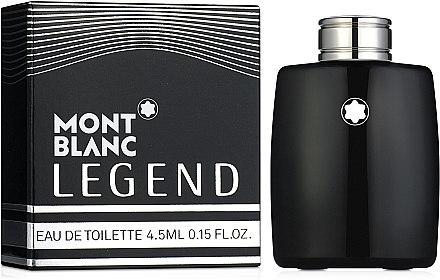 Montblanc Legend - Тоалетна вода ( мини )  — снимка N1